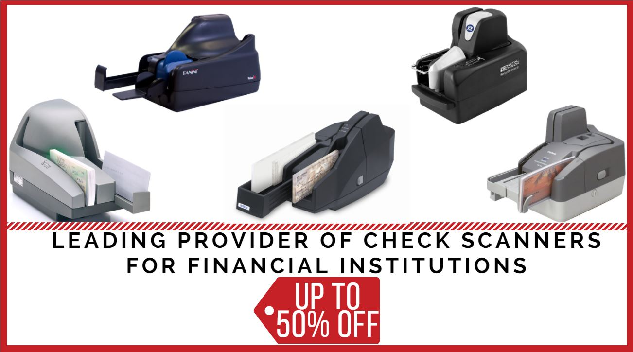Remote Deposit Check Scanners and Remote Deposit Merchant