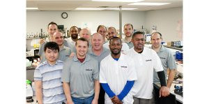 Service Team Photo